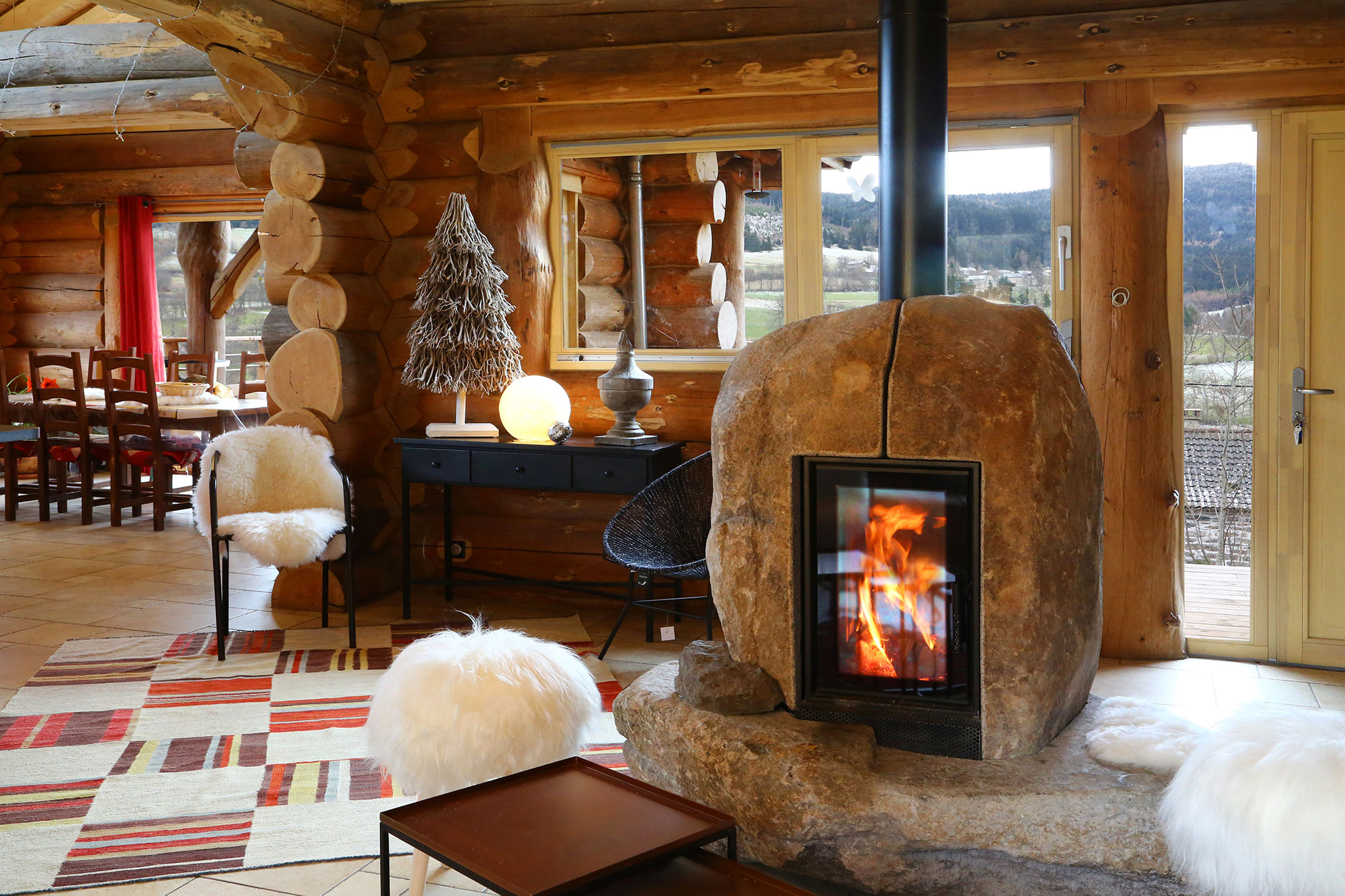 Vulcar, cheminées Royer, Auvergne Rhône-Alpes